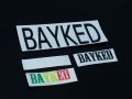 Bayked Sticker Pack
