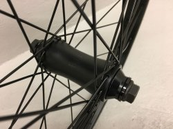 画像2: Fiend Cab Flangeless Front Wheel