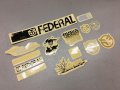 Federal Sticker Pack of14