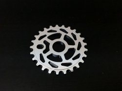 画像1: Haro Lineage Sprocket 25T [Bolt-On]