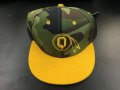 [在庫処分SALE] QUINTIN Braves Hat Woodland Camo