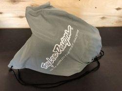 画像2: [在庫処分SALE] Troy Lee D3 Fiber Lite Helmet (Factory White/Grey)