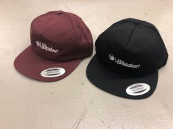 画像1: Shadow Block Snapback Cap