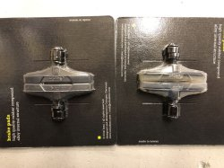 画像3: Eclat Force Brake Pad [Female Bolt]