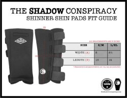 画像2: Shadow Shinners Shin Guards