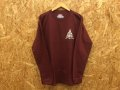 Alive Accorcrow L/S Tee (Burgundy)