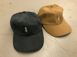 画像1: The Trip Suede Fairway Cap