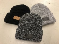 画像1: The Trip Double Knit Beanie
