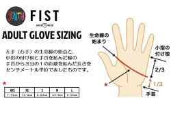 画像2: Fist Handwear Black Stocker III Gloves