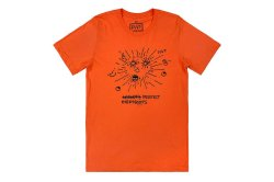 画像2: Cult Ur Perfect Tee (Orange)