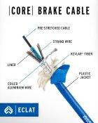 他の写真3: Eclat Core Linner Brake Cable