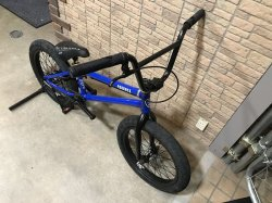 "画像2: [KIDS] 2021 Subrosa Tiro 18""[18""Wheel](Navy Blue)"