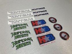 画像1: Hoffman Assorted Sticker Pack