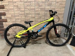 画像1: [KIDS/RACE] 2021 GT Speed Series Mini (Neon Yellow)
