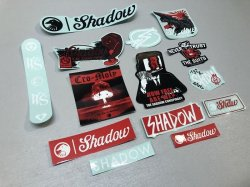 画像1: Shadow TSC Sticker Pack [2020]