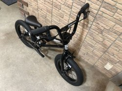"画像2: [KIDS] Motelworks Juicy 14""[14""Wheel]  (Gloss Black)"