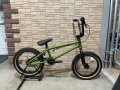 "[KIDS] 2021 Haro Downtown 16 [16""Wheel](Matt Army Green)"