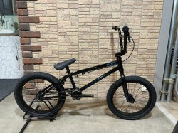 "画像1: [KIDS] 2021 Haro Downtown 18 [18""Wheel](Black)"