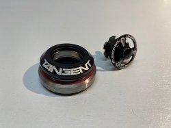 """画像1: Tangent Integrated Headset Tapered [1-1/8""""-1.5""""]"""