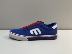 画像1: Etnies Calli Vulc x Rad (Blue/Red)