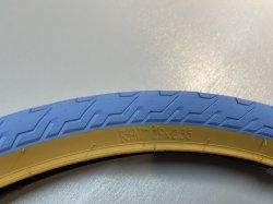 """画像1: [29""""] Rant Squad Tire 29x2.35"""" [Sky Blue/Tan 2本セット]"""
