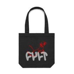 画像2: Cult Cash Guard Tote Bag