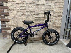 """画像1: [KIDS] 2022 Kink Pump 14 [14""""Wheel](Gloss Digital Purple)"""