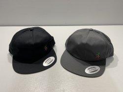 画像1: Subrosa Rose Embroidered Hat