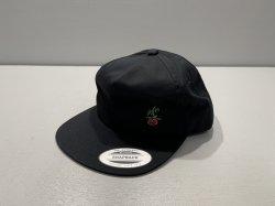 画像2: Subrosa Rose Embroidered Hat