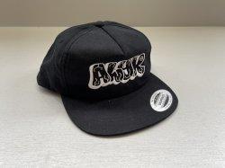 画像1: Alyk. Mq Planettm Embroidered 5Panel Snapback Hat