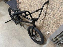 """画像2: 2022 Fiend Type A Bike 21"""" (Flat Black)"""