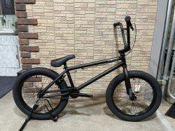 """画像1: 2022 Fiend Type A Bike 21"""" (Flat Black)"""