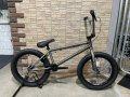 """2022 Fiend Type B Bike 20.75"""" (Gloss Clear Phosphate)"""