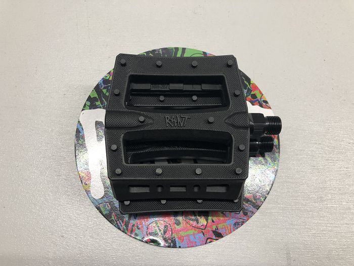 Rant Shred Pedals